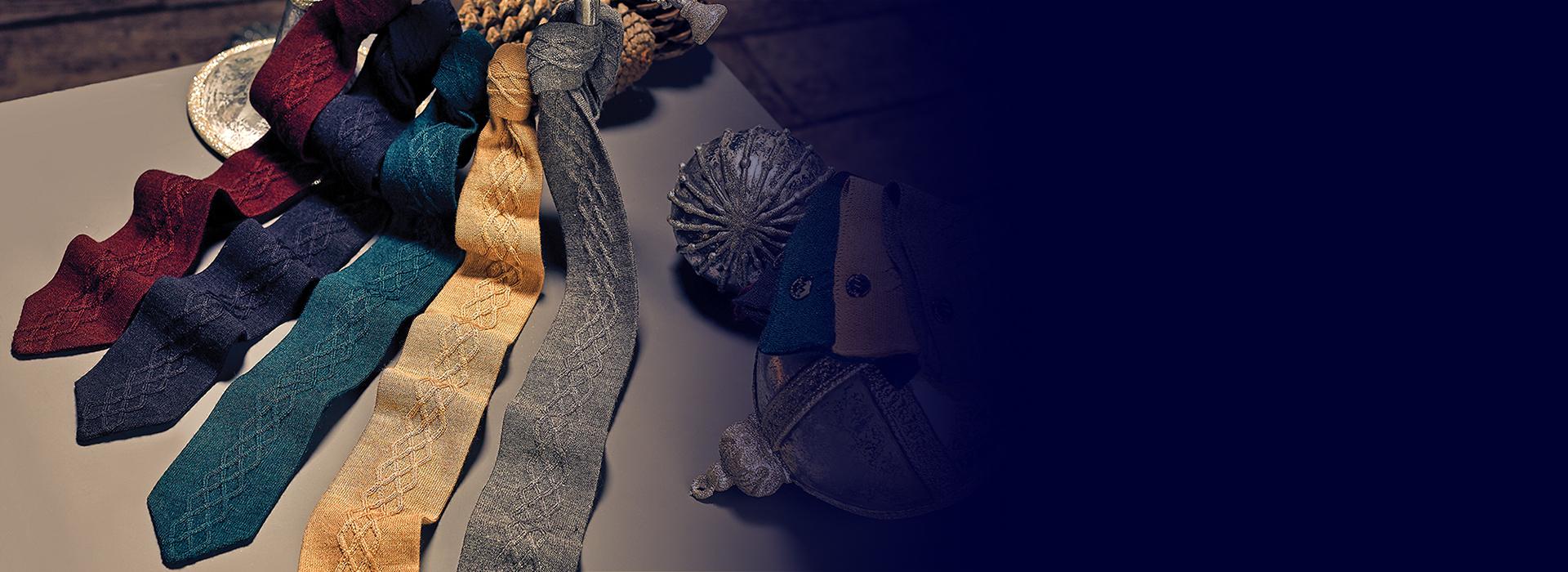 Kravat & Mendil Koleksiyonu