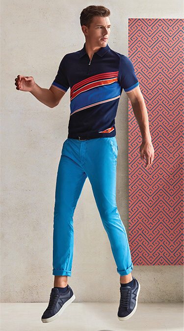 Chino Pantolon Koleksiyonu